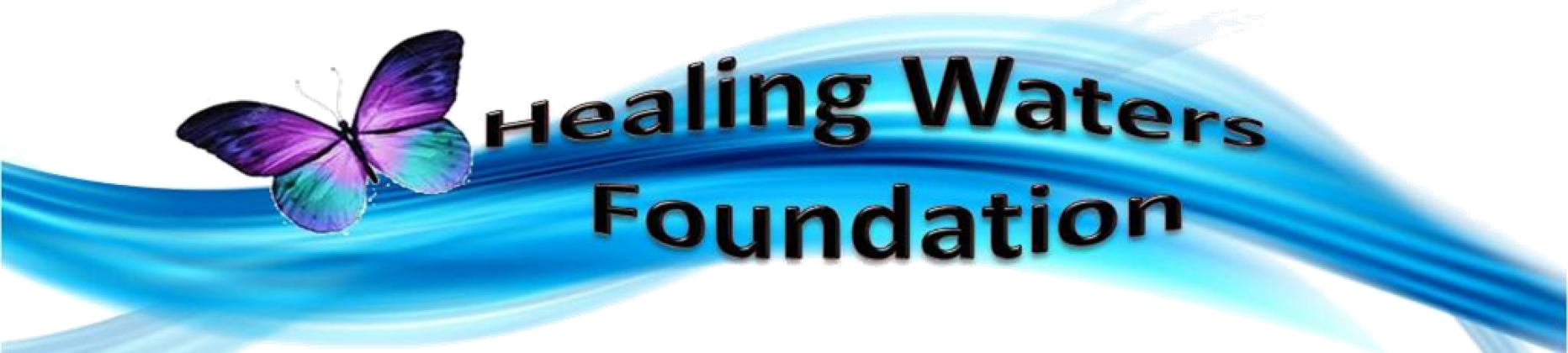 Healing Waters Foundation Heade Logo